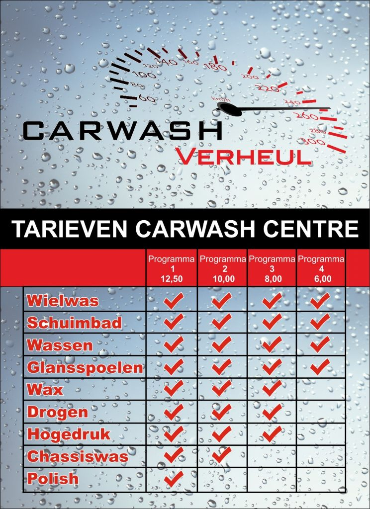 Carwash Verheul Barneveld